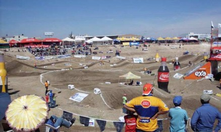 Cidade conta como foi no Latino de Supercross