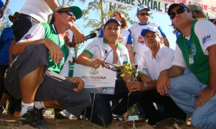 Diretoria da FMR está engajada na preservação do meio ambiente