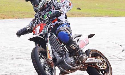 Rafael Fonseca saiu na frente no Brasileiro de SM 2011