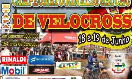 Canguçu receberá o Gaúcho de Velocross domingo