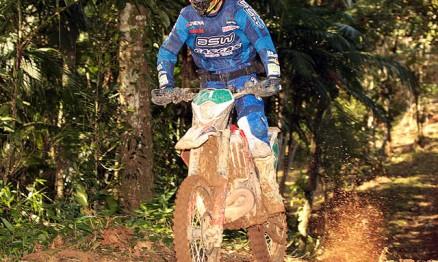 Zanol segue invicto no Brasileiro de Enduro FIM