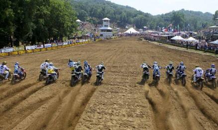 Em Millville o AMA Motocross entrou na sua segunda metade