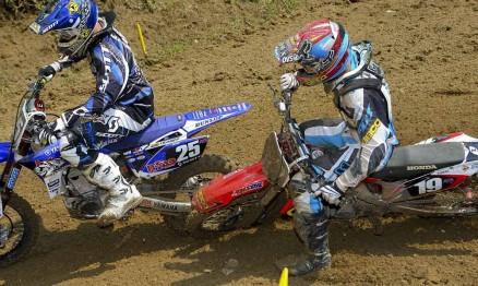 Ryan Sipes e Eli Tomac