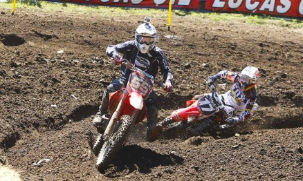 Tommy Weeck e Justin Barcia