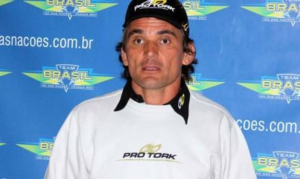 Chumbinho será o consultor técnico do Team Brasil 2011