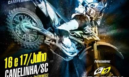 Inscrições com desconto para o Brasileiro de Motocross