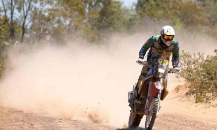 O mineiro Felipe Zanol foi o melhor brasileiro no Sertões 2010