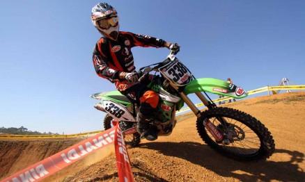 Dudu é o atual vice-campeão Brasileiro de Motocross na categoria MX1