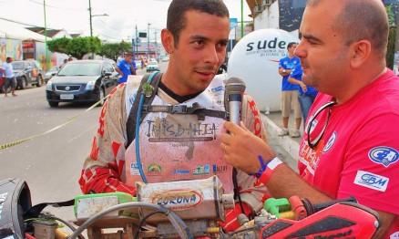 Dário Julio foi o grande vencedor do Enduro Transbahia 2011