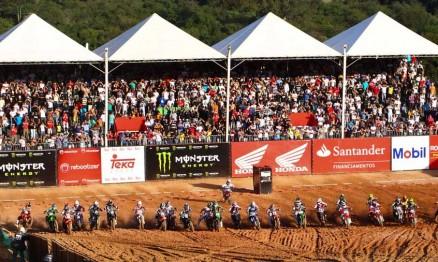 Indaiatuba foi palco do GP Brasil de Motocross em 2011