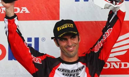Cristiano Lopes é o novo campeão da Superliga de Motocross na MX3