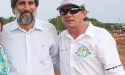 Senador Valdir Raupp e Reinaldo trabalham em prol do Motociclismo