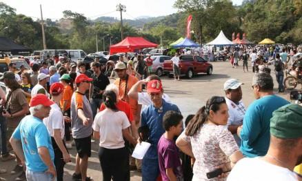The Fast Brother levantou poeira em Rio Acima