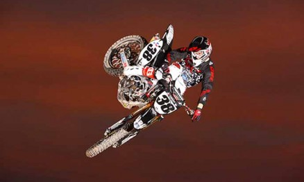 Chris Blose vai competir no Australiano de Supercross 2011