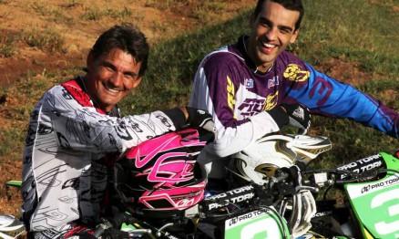 Chumbinho Becker e Balbi Jr. farão parte do Team Brasil 2011