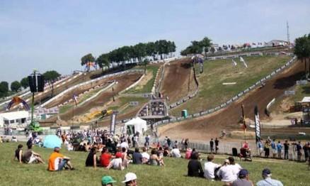 Circuito francês é tradicional no calendário do Mundial de Motocross