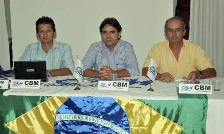 Juvenal Alves, Firmo Alves e Roberto Boettcher