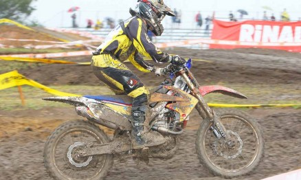 Adam Chatfield venceu a categoria MX2 em Anchieta