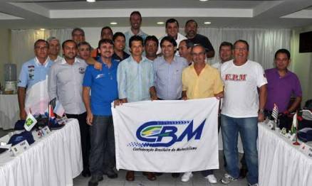 Membros da Assembleia comemoram eleição na CBM