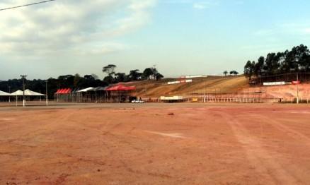 Vídeo da pista do Brasileiro de MX em Anchieta