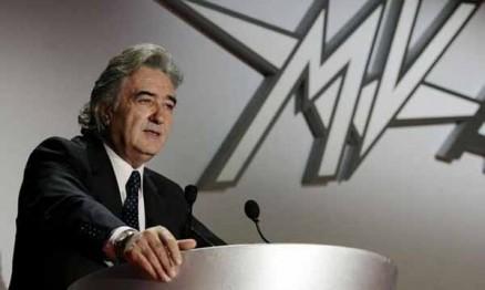 Claudio Castiglioni era presidente de grandes marcas italianas