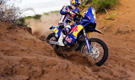 O francês Despres é o vencedor do Rally do Sertões 2011