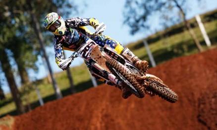 Duda Parise é o líder do Brasileiro de Motocross na categoria MX3