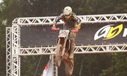 Douglas 'Duda' Parise venceu a categoria MX3 em Anchieta