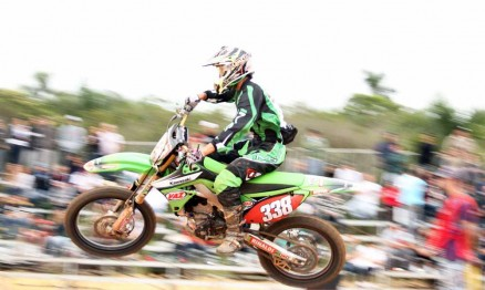 Dudu Lima é o líder do Brasileiro de Motocross na MX2