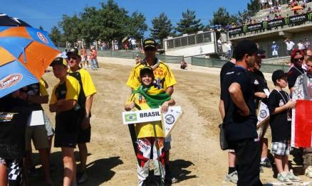 Relatório das corridas de Enzo Lopes no exterior