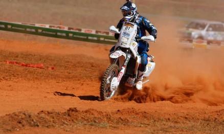 Zanol está lutando pelo título do Rally dos Sertões 2011