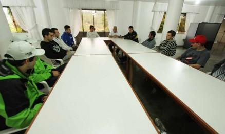 Pilotos estão reunidos e serão avaliados para formação do Team Brasil