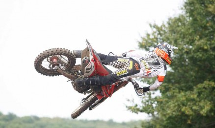Barcia fez em Unadilla uma ótima estreia no AMA Motocross 450
