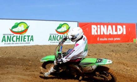 Marcos Cordeiro foi o mais rápido na categoria MX3