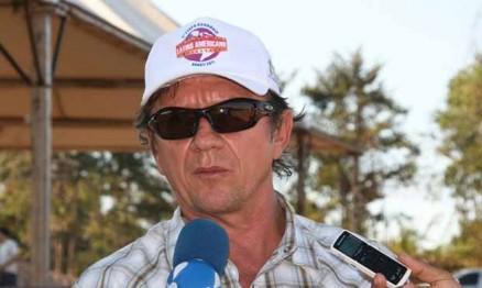 Reinaldo é presidente da Federação Rondoniense de Motociclismo