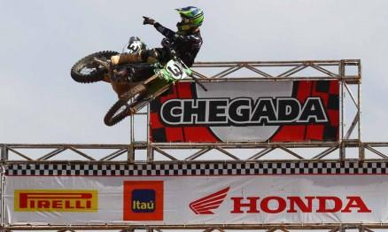 Balbi foi o campeão da categoria MX Pró da Superliga de Motocross