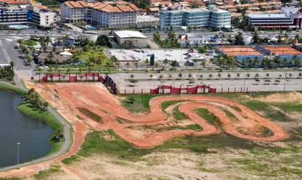 Hotéis estão próximos da pista em Aracaju