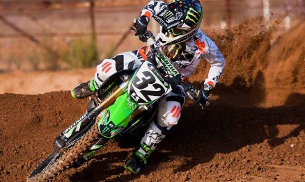 Weimer no Monster Energy Cup