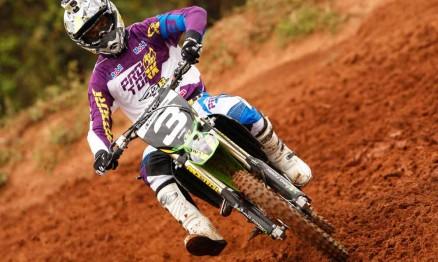 Sortudo poderá pilotar a moto do campeão Jorginho Balbi