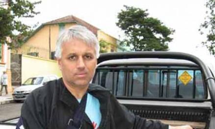 José Hartmann se recupera bem da queda que sofreu em Maratá