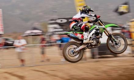 Ryan Villopoto é o novo campeão do AMA Motocross 450