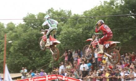 Palco quase pronto para Etapa final do Rondoniense de Motocross 2011