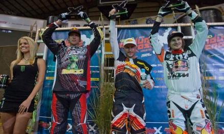 Resultados 5ª Etapa AMA Endurocross 2011