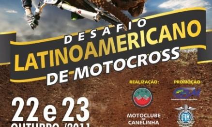Programação do Desafio Latino de Motocross