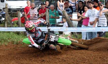 Copa Norte Catarinense de Motocross – Rodrigo Riffel venceu na MX2