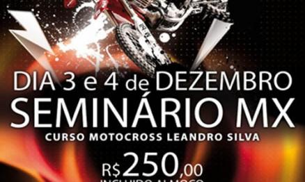 CBM vai sortear vaga para o curso de pilotagem de Leandro Silva