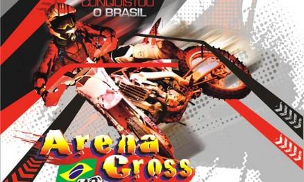 Arenacross ao vivo hoje direto do Salão Duas Rodas
