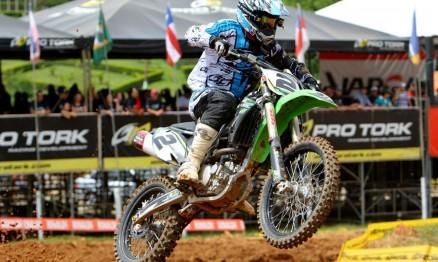 'Chumbinho' Becker é campeão brasileiro de Motocross