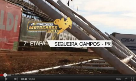 Super Final do Campeonato Brasileiro de Motocross já está na rede