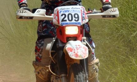 Sabrina Katana enfrenta o maior desafio do Rally Cerapió